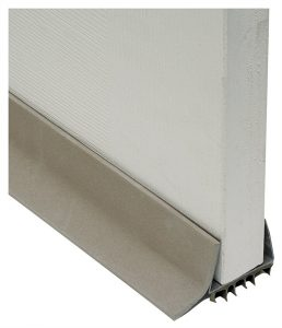 Door sweep 258x300 - 3 Affordable Ways to Soundproof a Room
